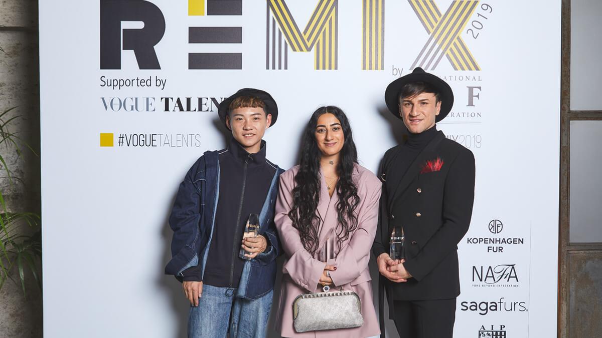 Drei Gewinner REMIX 2019